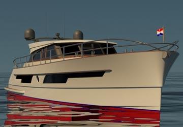 Gruno Sportage Motoryacht