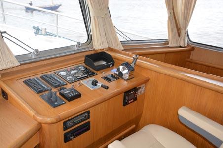 Gruno Trawler stuur