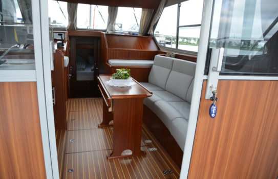 Gruno Excellent Open Kuip interior
