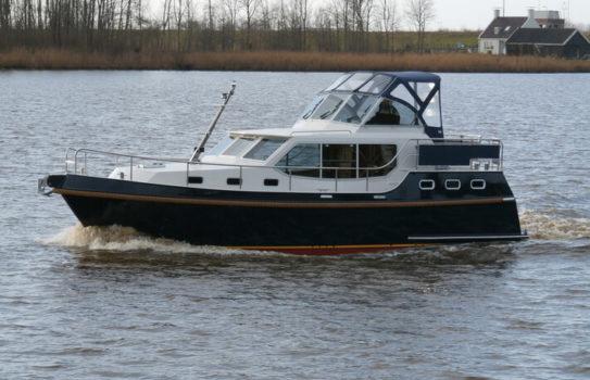 Gruno Subliem Motoryacht