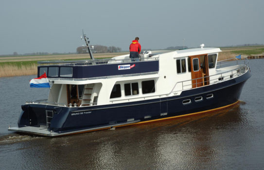Gruno Trawler buitenkant