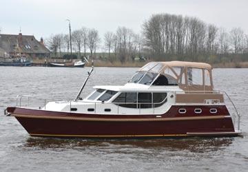 Gruno Sublime Motoryacht